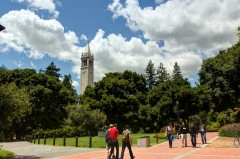 UC Berkeley Crosswalk by John Morgan