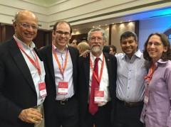 ERGies in Delhi with John Holdren