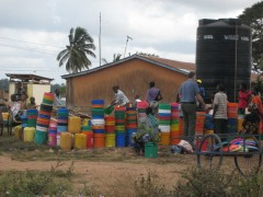 water group tanzania buckets