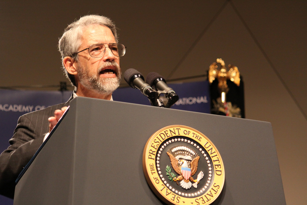 Holdren by National Academy of Sciences