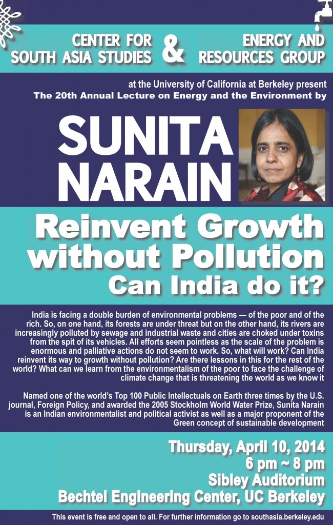 SunitaNarain2014