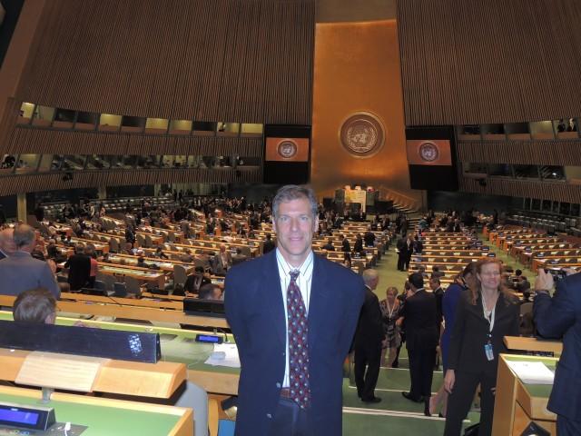 kammen at UN