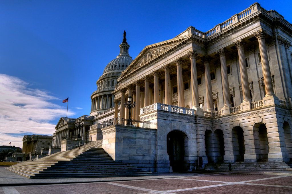 The Capitol Building by Daniel McCullum