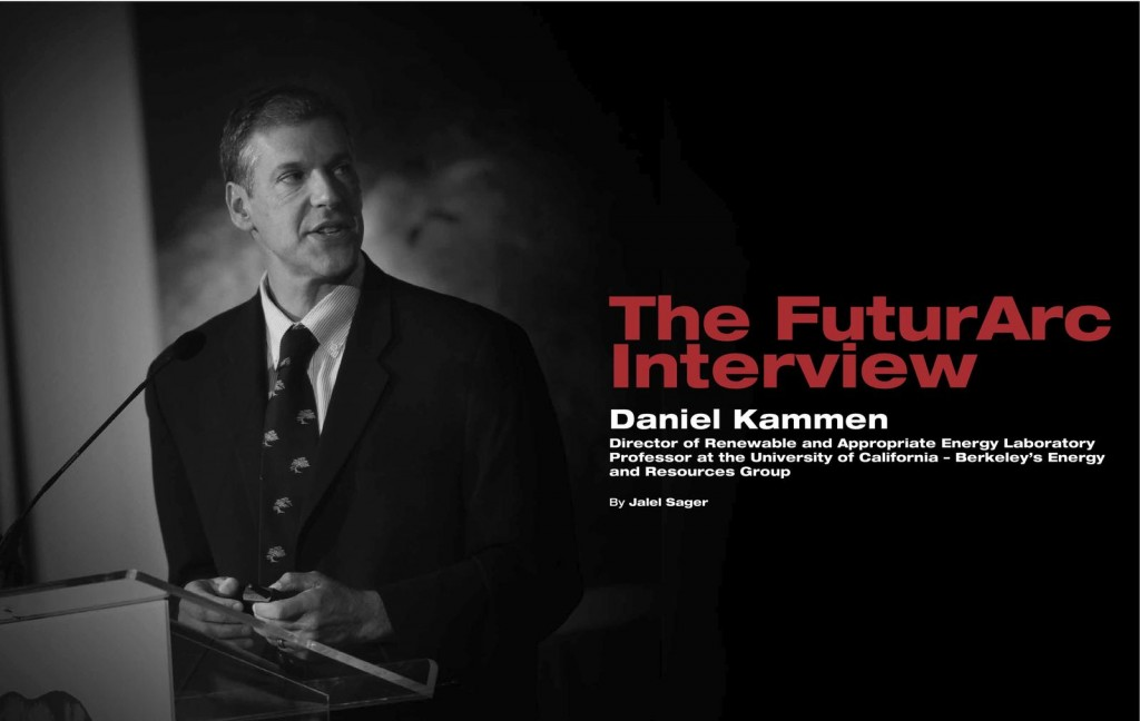 Kammen in FuturArc