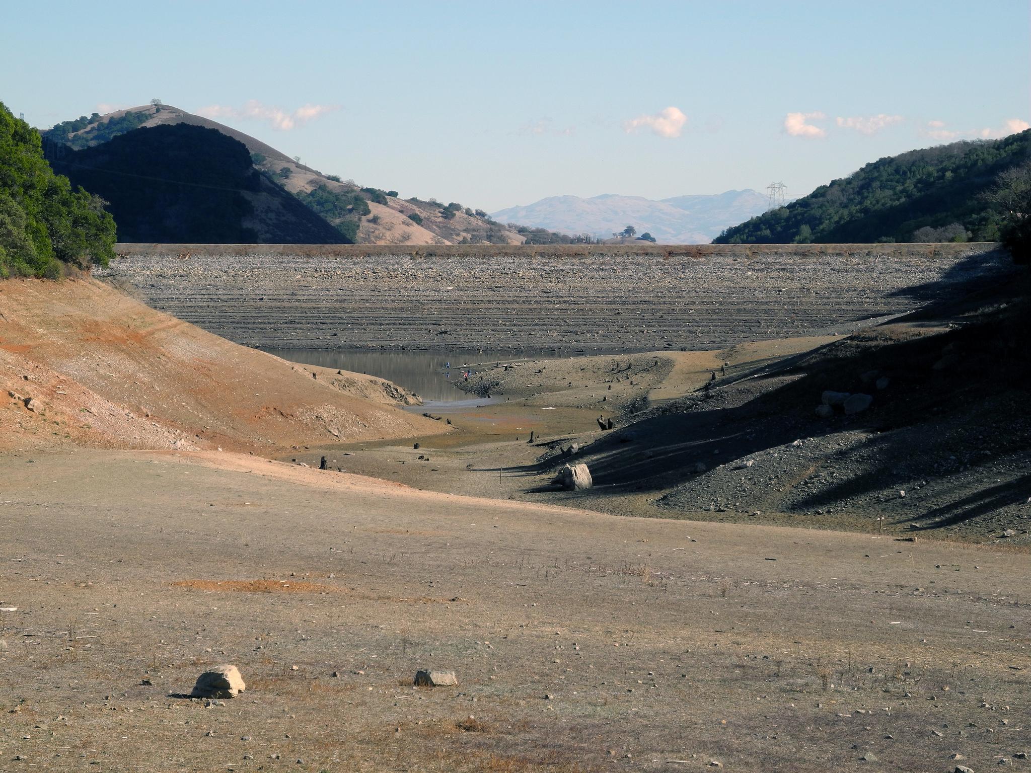 Uvas Reservoir (Ian Abbott)