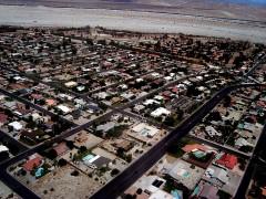 Data: Big disparities in energy use across desert