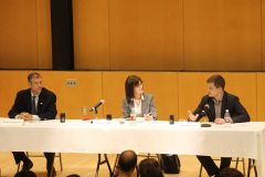 Kammen: Panelists Consider Potential of Nuclear Power As Climate Change Solution