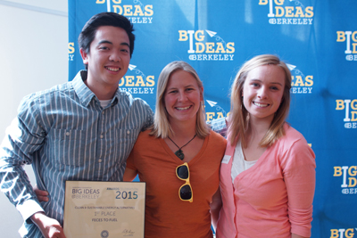 Big Ideas Berkeley - Winner