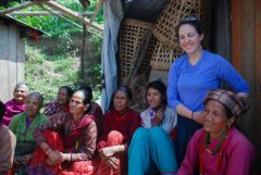 Alum Epstein Explores Resilient Farming Systems in Post-disaster Nepal