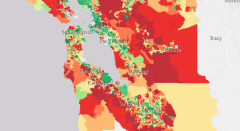 Carbon Footprint Map by ERG Alum Chris Jones is Putting Pressure on Bay Area Cities