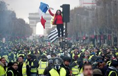 ERG's Kammen Comments on 'Yellow Vest' Protests in New York Times