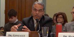 ERG Alum Patrick Gonzalez Testifies Before Congress as Expert Witness