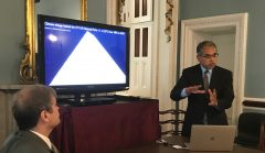 ERG Alumnus Patrick Gonzalez Speaks to Congress on Climate Change