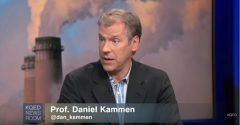 Dan Kammen and Tom Steyer Comment on the Adverse Effects of Climate Change on Biodiversity