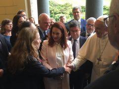 Alumnus Jim Williams Speaks at Vatican Climate Change Meeting