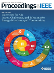 """ERGies Contribute to IEEE """"Electricity for All: Issues, Challenges, and Solutions for Energy-Disadvantaged Communities"""""""