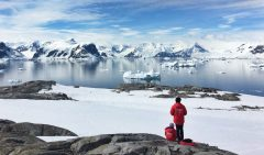 Valeri Vasquez Returns with the All-Women Expedition from Antarctic Voyage
