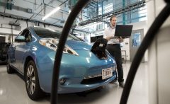 ERG PhD Student Szinai and Alumnus Gopal Link Grid Costs to Electric Vehicle Charge Management