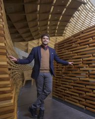 "ERG Almnus Daniel Sanchez Interviewed in ""Breakthroughs"" on Climate Change Solutions"