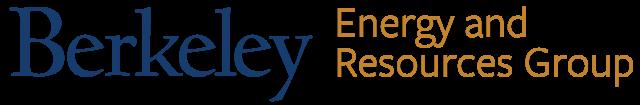 UC Berkeley + ERG Logo