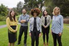New Climate Equity and Environmental Justice Cluster Brings Faculty Mills-Novoa to ERG